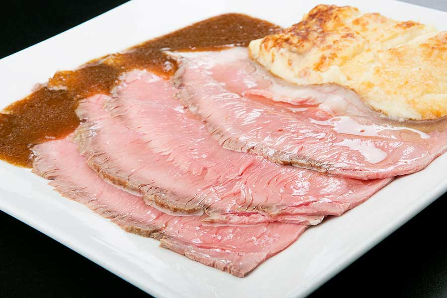 Roast Beef Inglés